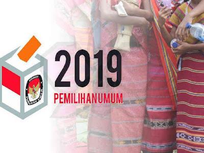 KPPS Tansel akan Pakai Tenun Tanimbar pada Pemilu Serentak Tahun 2019