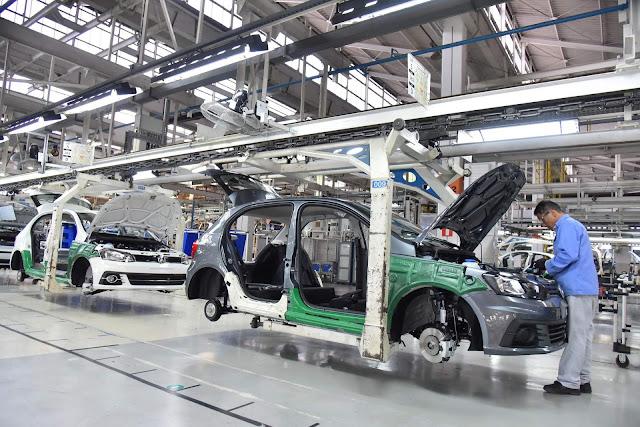 Volkswagen Gol - Produção em Taubaté