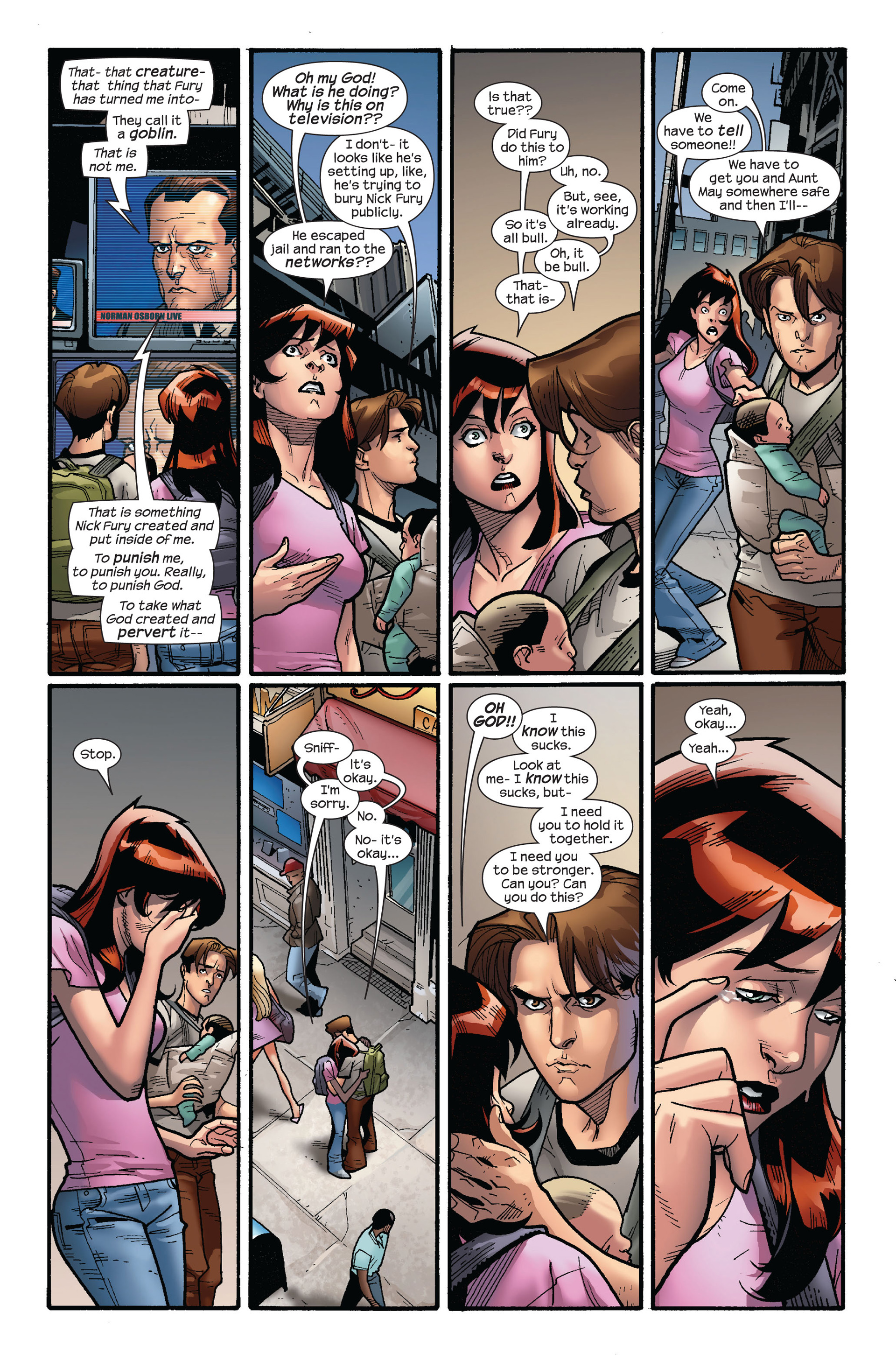 Read online Ultimate Spider-Man (2000) comic -  Issue #114 - 5