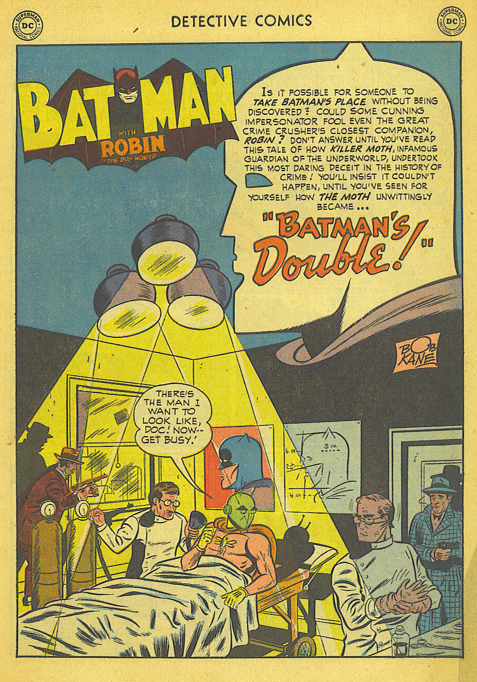 Read online Detective Comics (1937) comic -  Issue #173 - 4