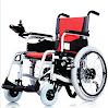 NEW Electric Wheelchair Aluminum Alloy Portable Reliable Compact Travel Medical Scooter