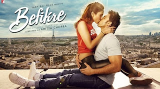 Ranveer Singh and Vaani Kapoor set fire on the screen to the Befikre trailer