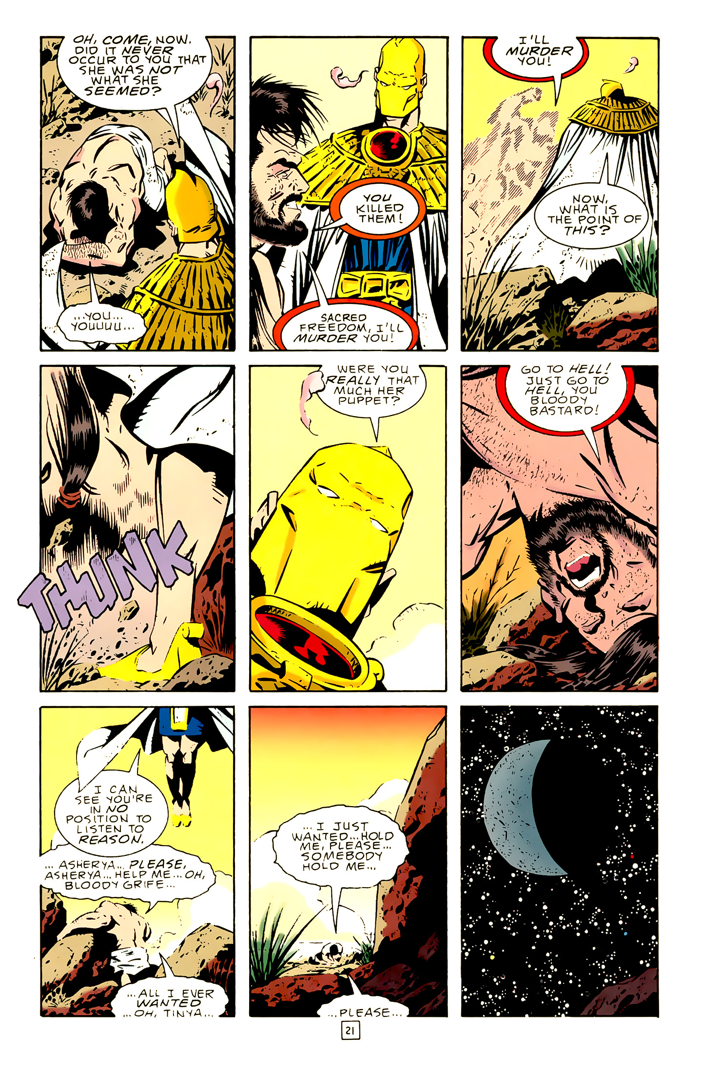 Legion of Super-Heroes (1989) 19 Page 21
