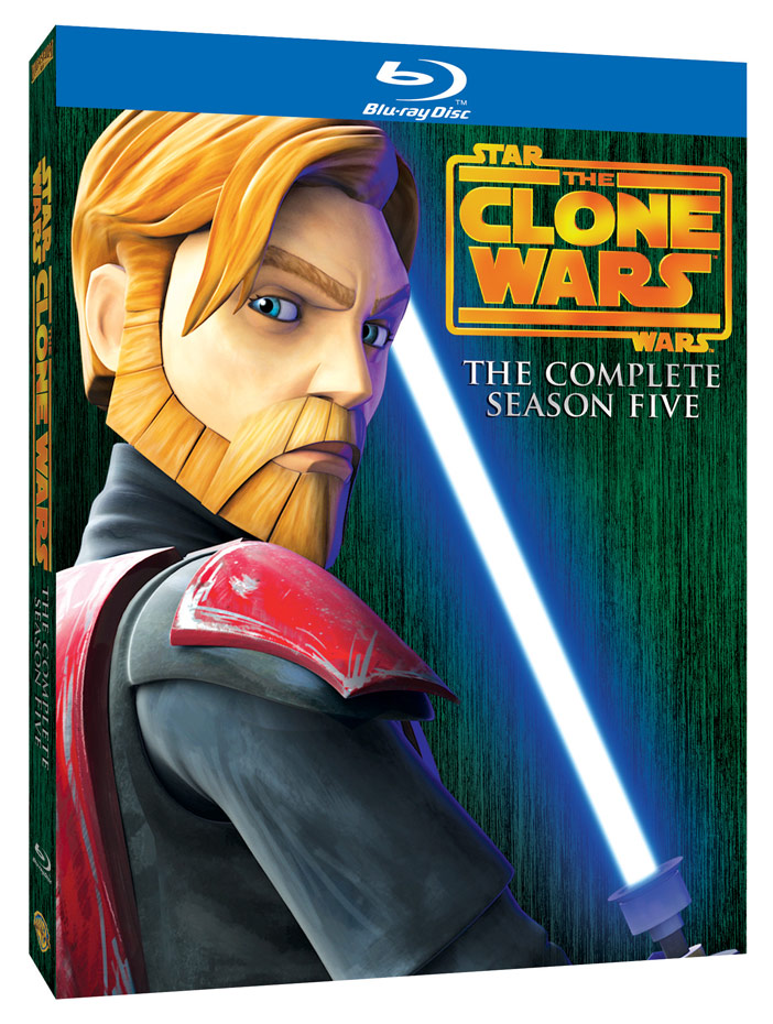 Star Wars: The Clone Wars (2008) - Saison 5 [Complete]