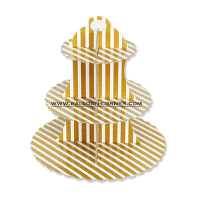 3 Tier Cake Stand (NEW ARRIVAL)