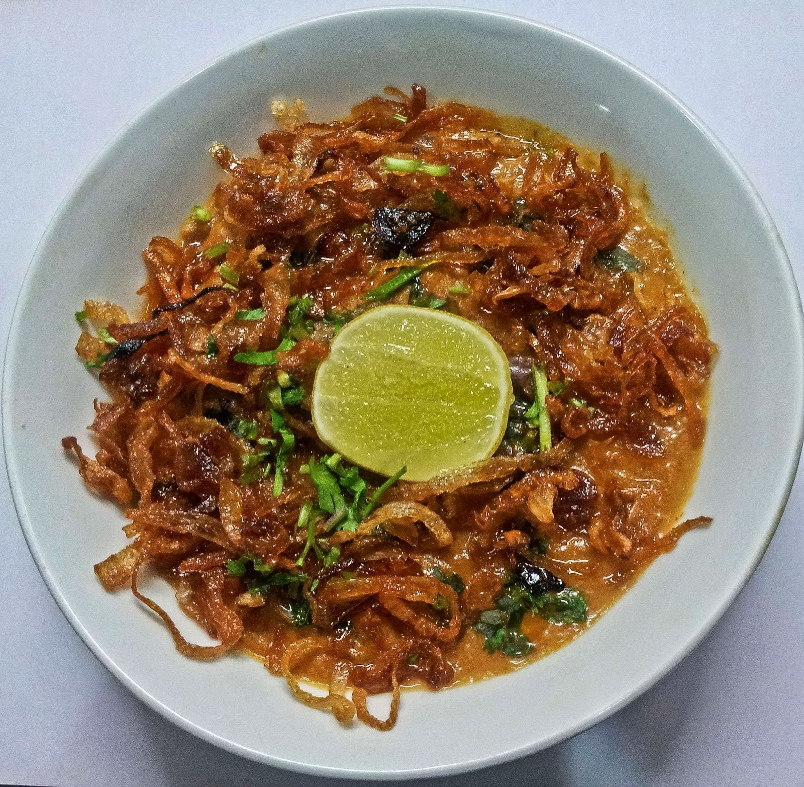 Foodaholix Green Park Midnight Biryani Haleem