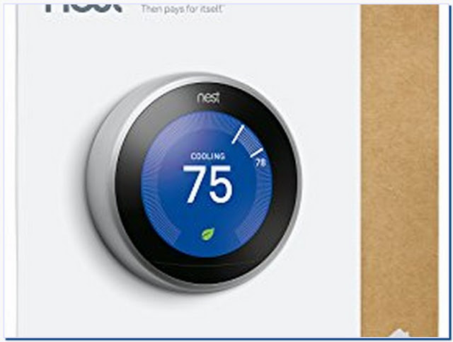 Nest thermostat 3rd generation prices