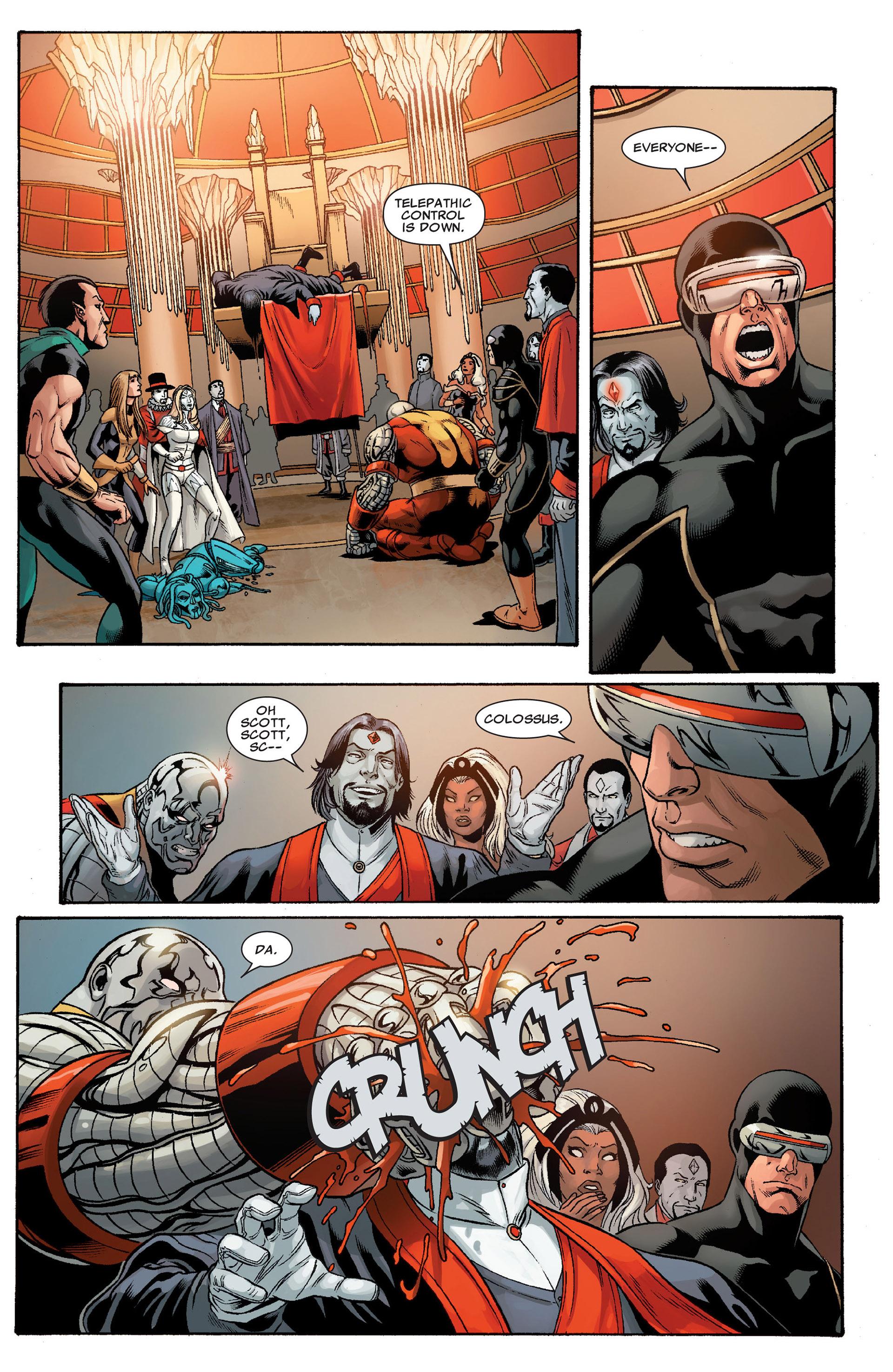Read online Uncanny X-Men (2012) comic -  Issue #2 - 20