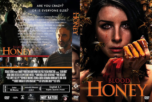 Blood Honey DVD Cover