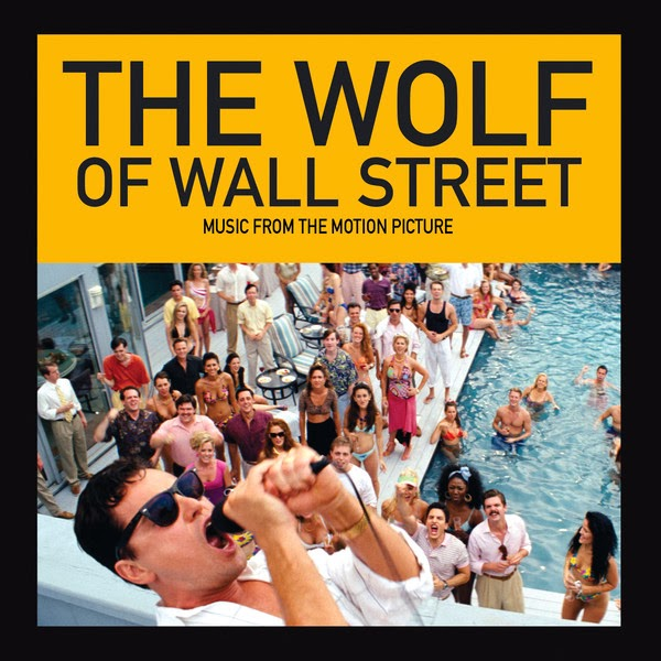 Various Artists - The Wolf of Wall Street Cover