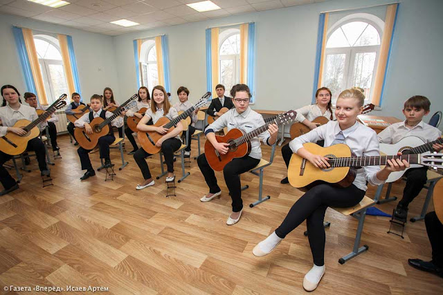 600 детей станут учиться творчеству в Хотьковской школе искусств