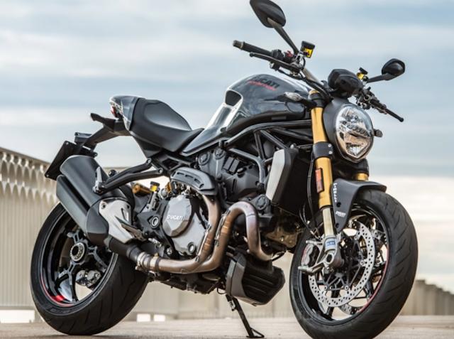 2017 Ducati Monster 1200 Price, Review, Specs
