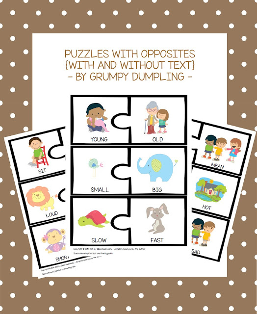 https://www.teacherspayteachers.com/Product/Puzzles-With-Opposites-Antonyms-With-and-Without-Text-1799138