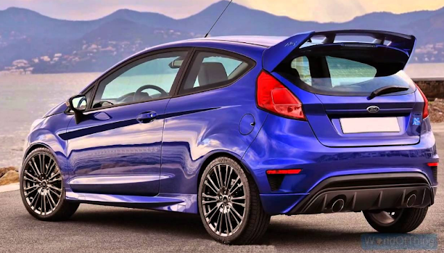 2018 Ford Fiesta Rs Redesign Changes And Powertrain