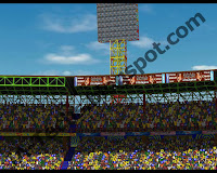 National Stadium Karachi - EA Cricket 07 Stadium View - 5