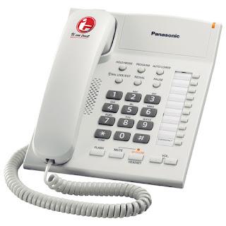 Jaya Perkasa jual telepon Panasonic KX-TS845 Denpasar Bali