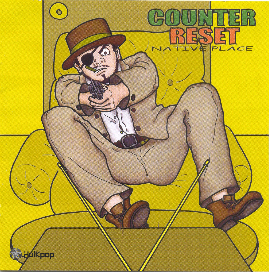 Counter Reset – Vol.1 Native Place