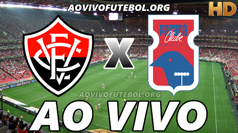 Vitória x Paraná Ao Vivo HD Premiere