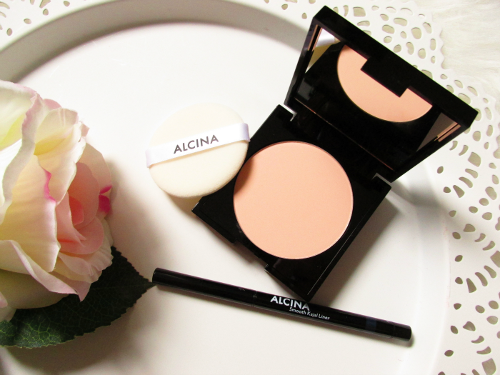 Alcina Touch Up Powder Transparent