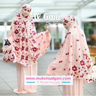 mukena%2Bnajwa-1 Koleksi Mukena Al Ghani Terbaru Original