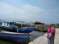Wisata Ikan teri Pulau Pasaran, Lampung