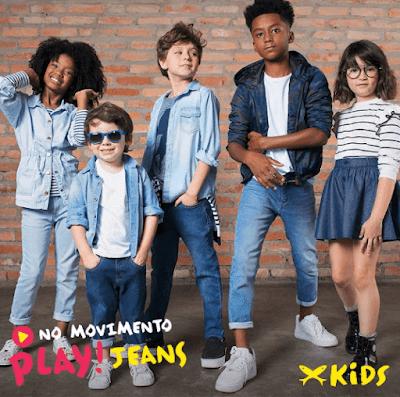 Concurso Desafio Hering Kids - #DesafioHeringKids? Entrar nessa é fácil e os vencedores levam para casa um vale de R$ 1.000,00 para gastar no e-commerce da Hering. #movimentoplayjeans #nomovimentoPlayJeans #PlayJeans #Hering #HeringKids #HeringKidsOficial #concurso #promoção #sorteio #topdapromocao #jeans