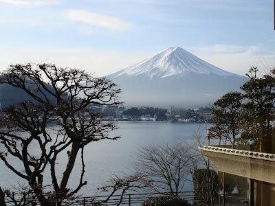 Gunung Fuji Honshu Kyoto Jepang