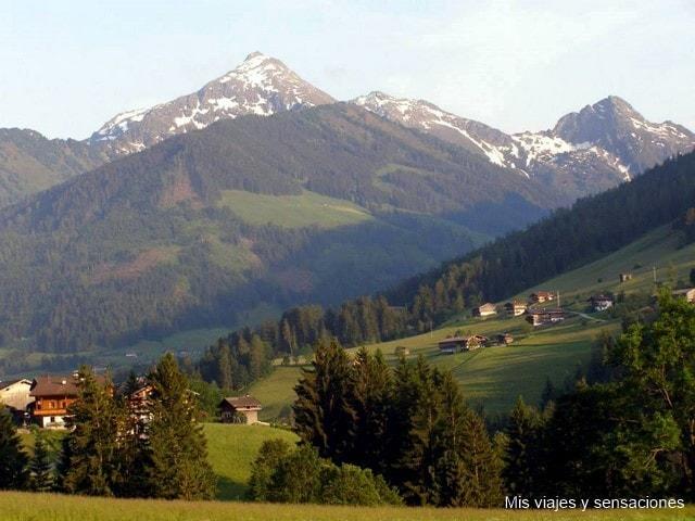 Ruta en coche por Austria: Del Tirol a Salzburgo