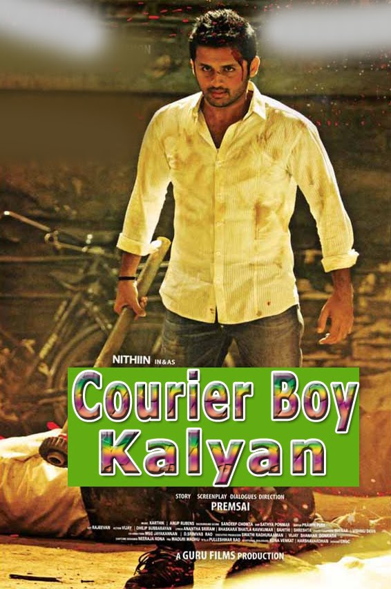 Courier Boy Kalyan (2020) Hindi Dubbed 250MB HDRip 480p