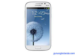 Cara Flashing Samsung Galaxy Grand Duos GT-I9082
