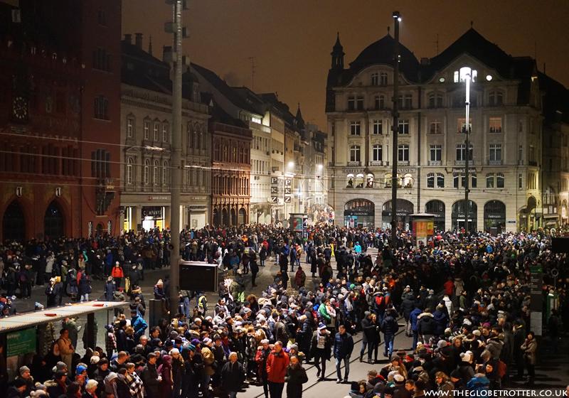Basel Fasnacht 2018