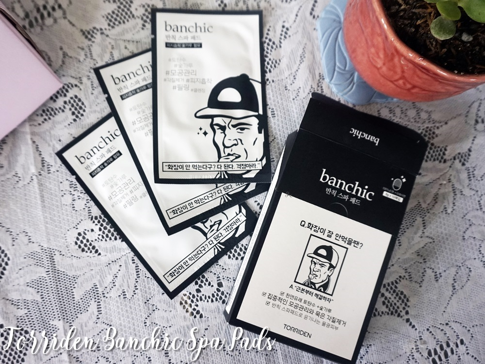 Torriden Banchic Spa Pads