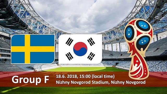 اهداف مباراة السويد وكوريا الجنوبية Sweden vs South Korea في مونديال 2018 في روسيا
