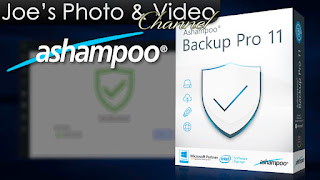 Ashampoo Backup Pro 11-  Hands On Review & Software Demonstration