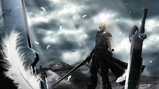 Final Fantasy VII Remake PS Vita Background