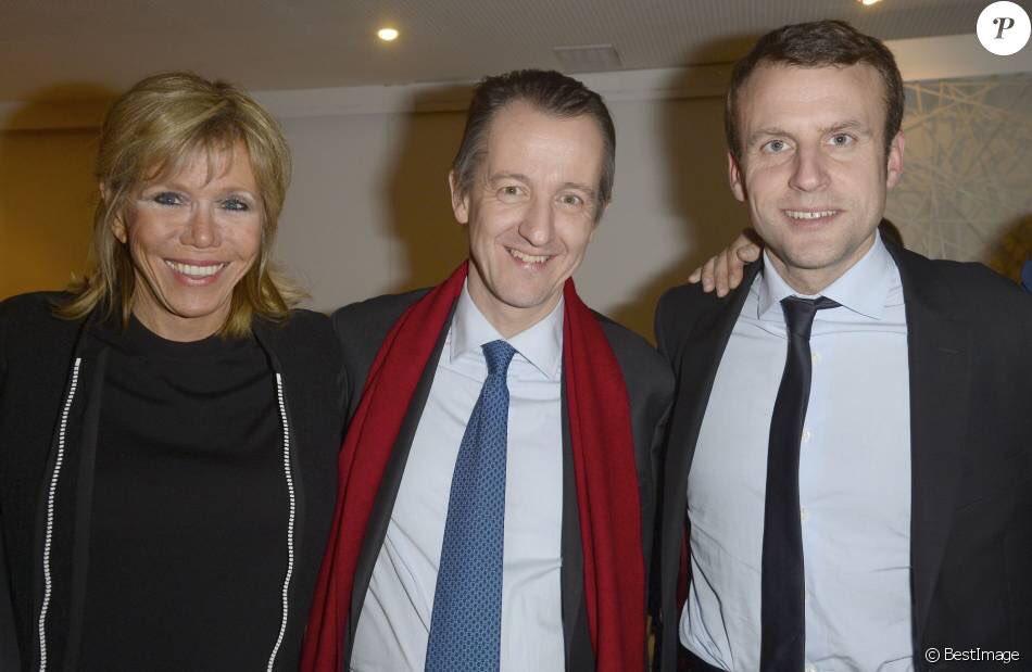 Le blog de michel - Christophe barbier et son epouse ...