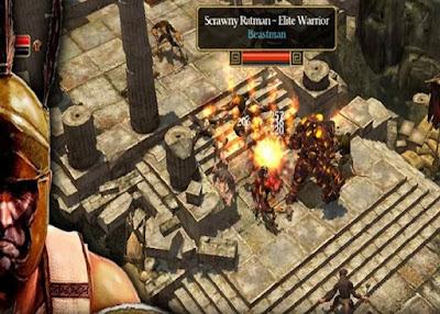 ANDROID GAMES OFFLINE RPG – TITAN QUEST