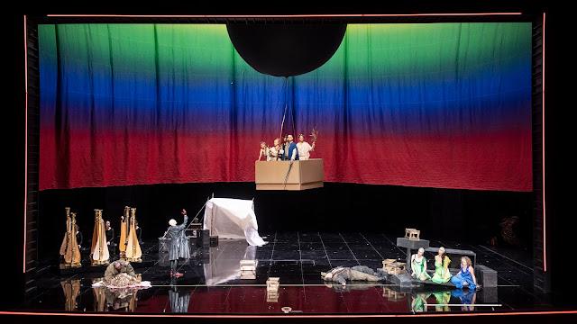 Das Rheingold - Grand Théâtre de Genève (Photo Carole Parodi)