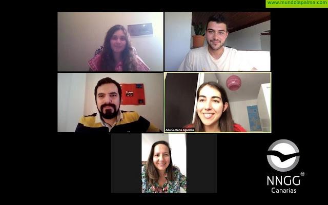 Hernández Labrador presentará una batería de iniciativas recogidas tras la reunión con representantes de los Consejos de Estudiantes de las Universidades Públicas Canarias