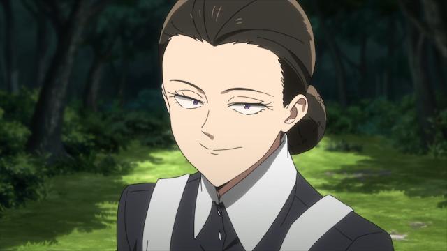 الحلقة الثامنة من Yakusoku no Neverland مترجمة