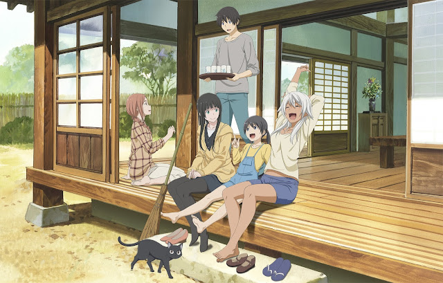 Flying Witch TV Anime