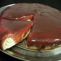Cheese cake romeu e julieta
