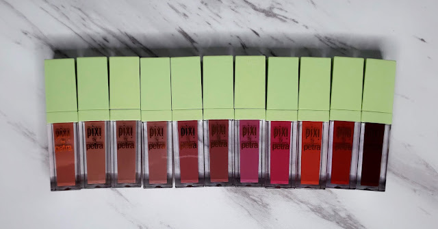 Review: Pixi MatteLast Liquid Lip