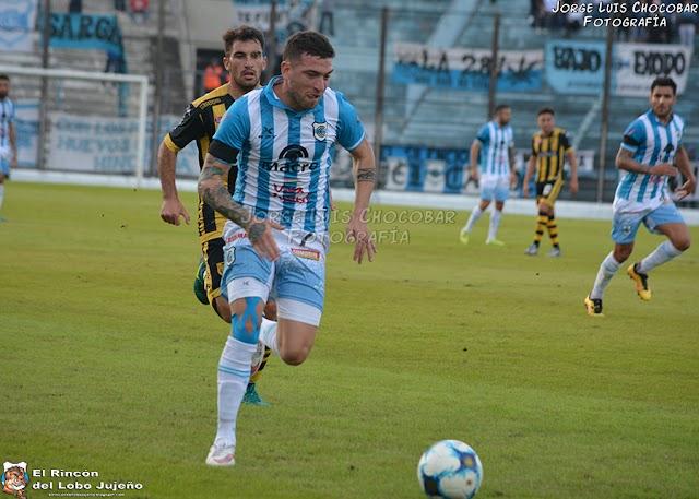 Ramiro Maldonado se desvinculó de Gimnasia