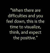 Quotes About Feeling Positive
