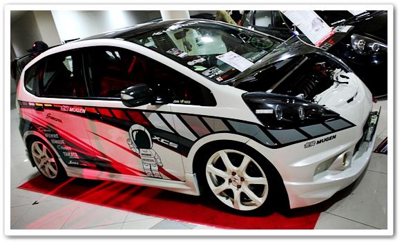 Gambar Cutting Mobil Avanza