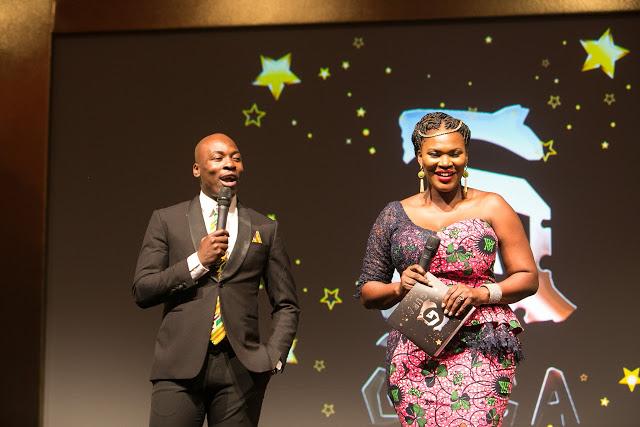 Hon. Catherine Afeku, Reggie N Bollie, Nduom, Wiyaala & Others Attend 2017 GUBA AWARDS