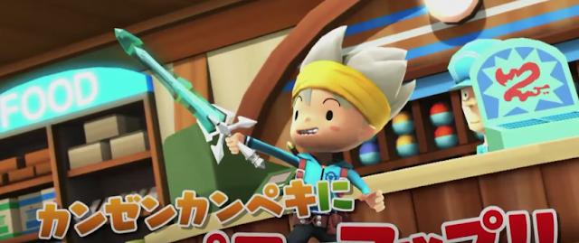 Los grandes juegos de Level-5 llegarán a Nintendo Switch