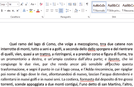 Come impostare controllo ortografico in Word