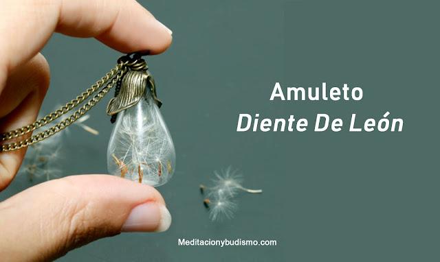 Novedoso amuleto espiritual